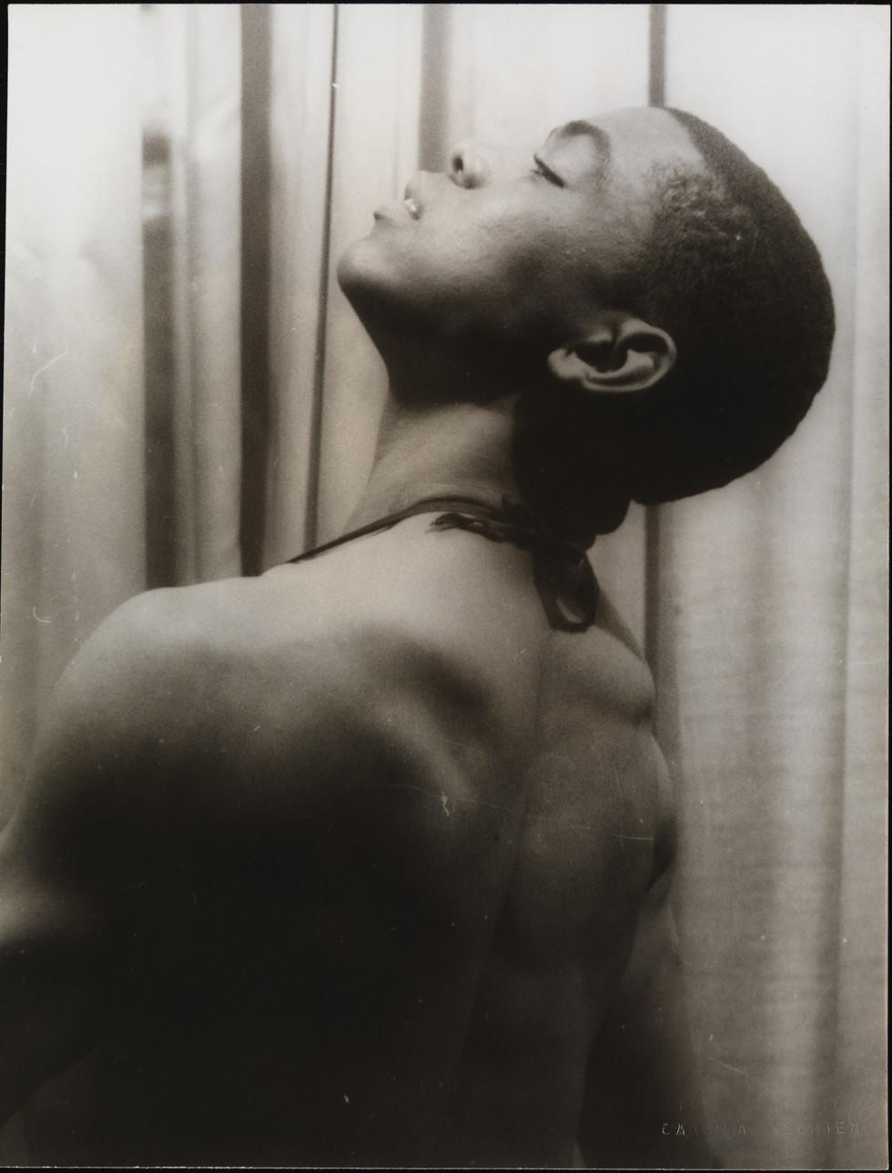 Carl Van Vechten, photo of Alvin Ailey. 1955.