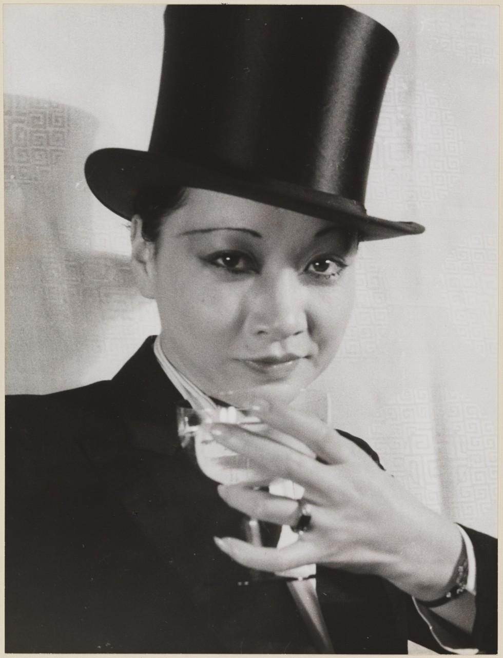 Carl Van Vechten, photo of Anna May Wong. 1932.