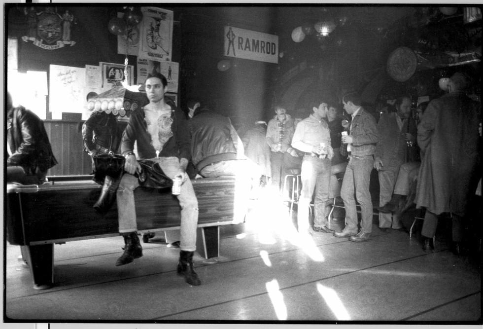 Leonard Fink, Charley Inside Ramrod. 1976.