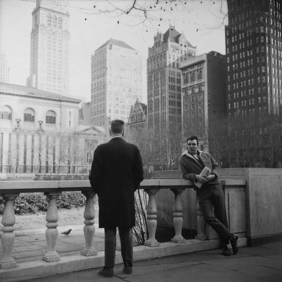 Anonymous Photographer, New York City Street Photographs. 1960s.