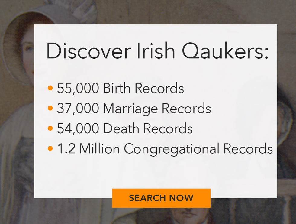 Irish Quaker Records