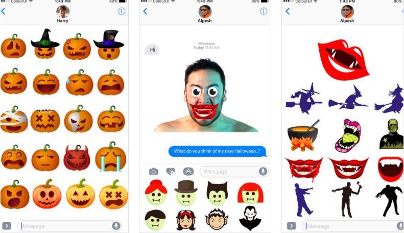Best Halloween Emoji To Petrify Pals