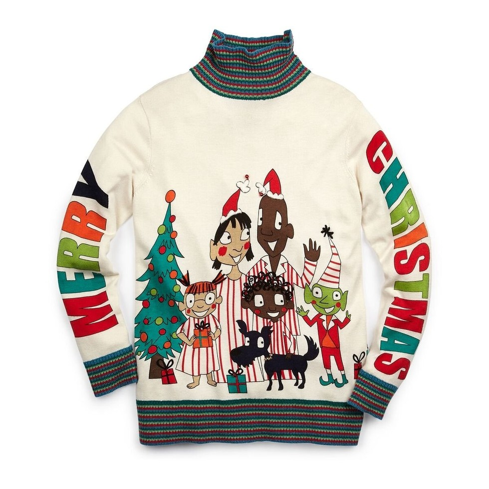 Whoopi Goldberg Has A New Collection of Ugly Christmas Sweaters At ...