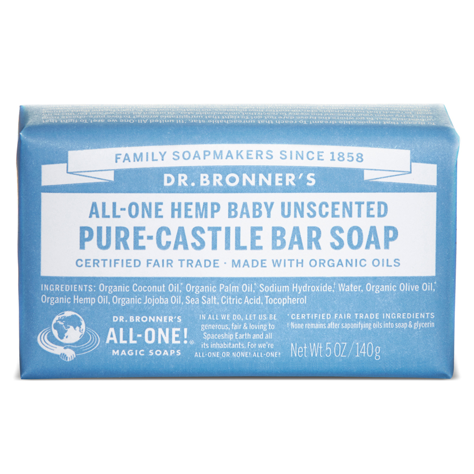 Design Daily #3: Dr. Bronner's Pure-Castile Soaps