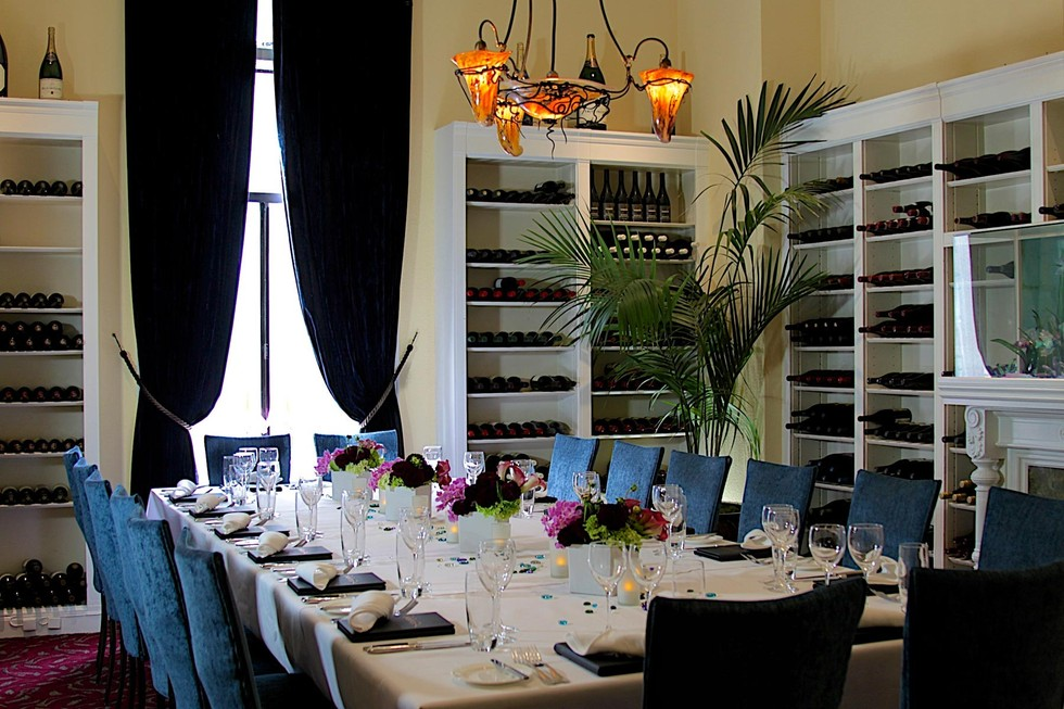 Planning A Party The Best Private Dining Rooms In San Francisco