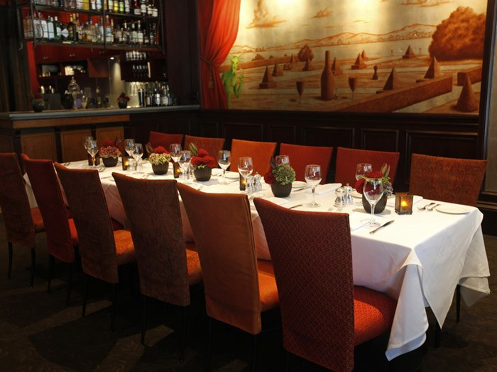 Nab A Reservation At One Of These Choice Private Dining Rooms In San Francisco Clink