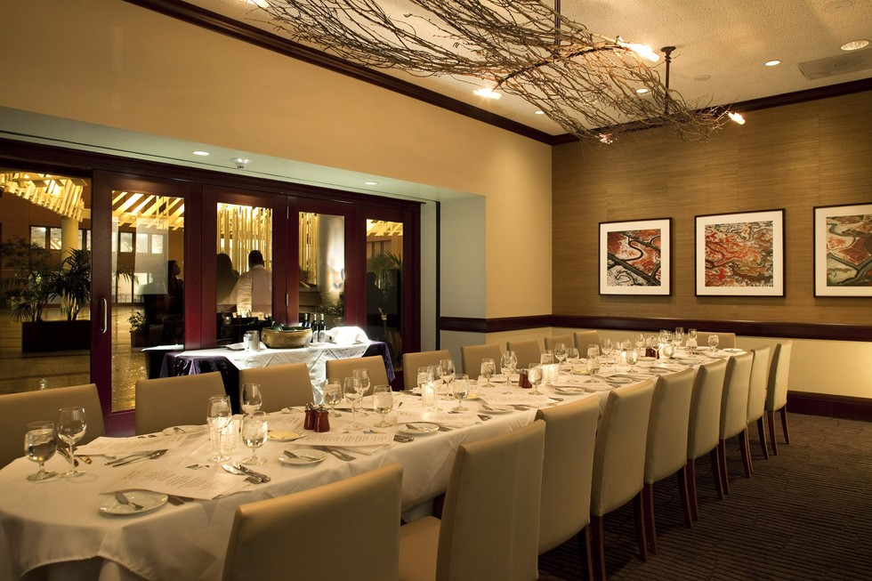 planning a party the best private dining rooms in san