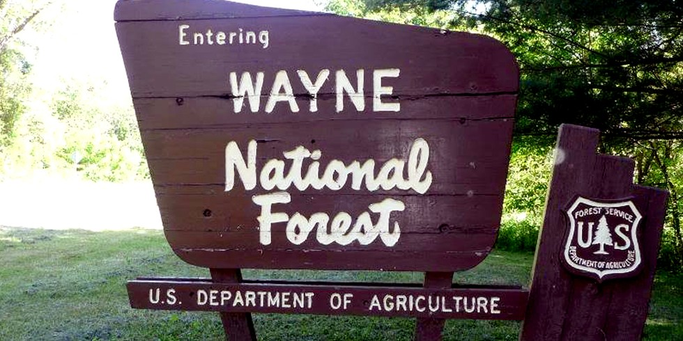 Feds to Auction Off Ohio's Only National Forest to Fracking  980x