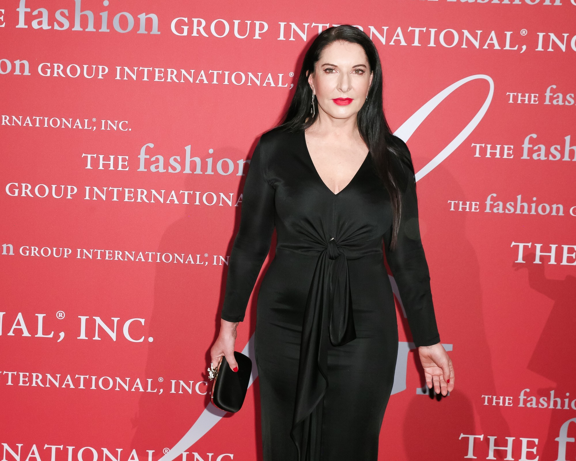 The Alt-Right Thought Marina Abramović Was A Satanist Hosting A Sex