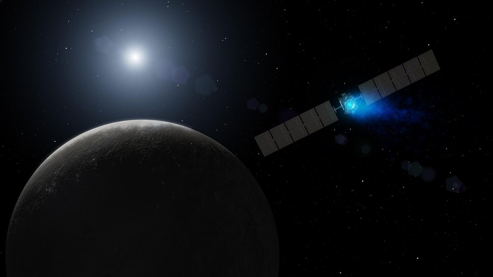 Recycling Space Junk for Missions to Mars - Seeker
