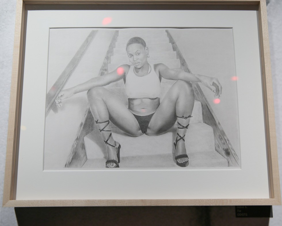 Tatiana von Furstenberg's ON THE INSIDE: Incarcerated LGBTQ Exhibition