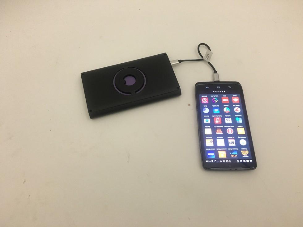 Phone Stud Found