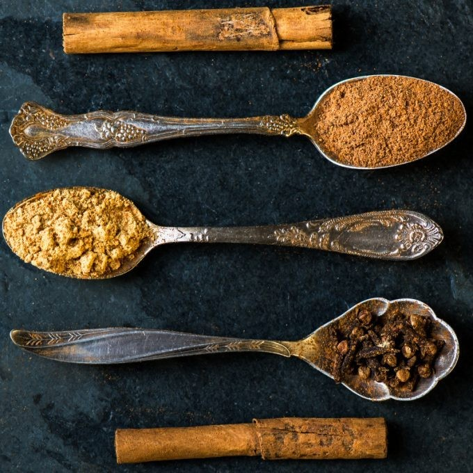 Raw Spice Bar Fall Baking Flavors