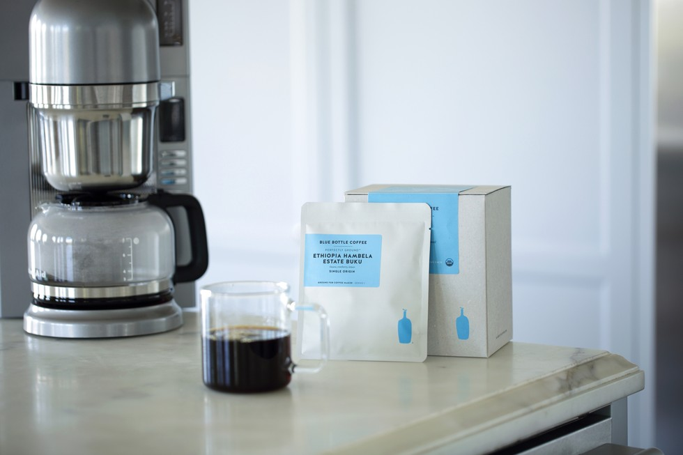 Blue Bottle Coffee Perfectly Ground Coffee