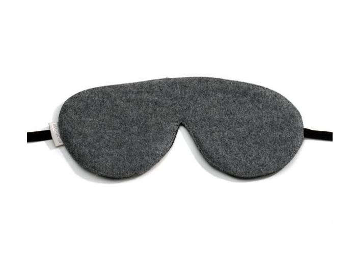 Elizabeth W Wool Sleep Mask