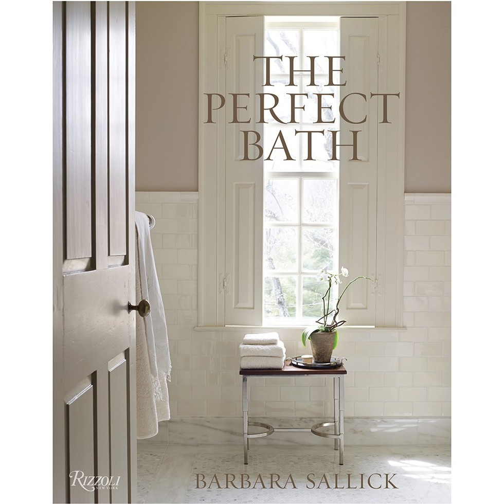 """The Perfect Bath"" by Barbara Sallick"