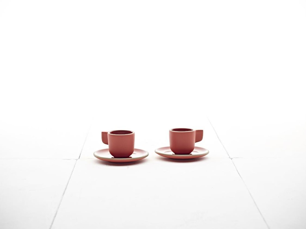 Heath Ceramics Espresso Cup Set