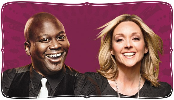 Tickets to SF Symphony's NYE Concert with Jane Krakowski + Tituss Burgess