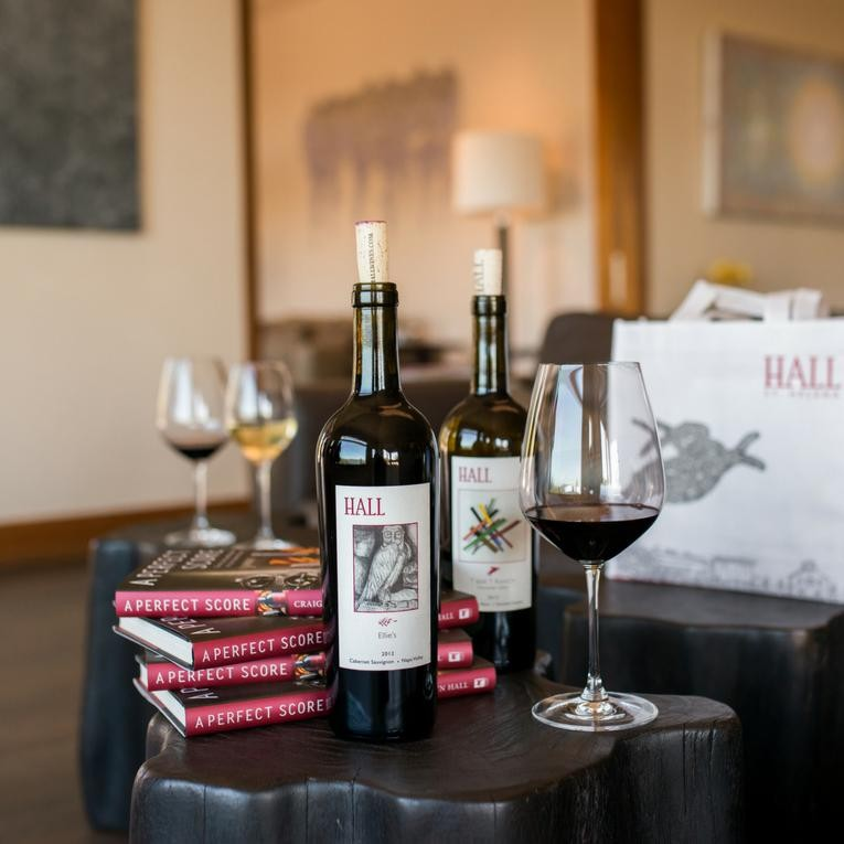 Hall Wines Book Club in a Bag