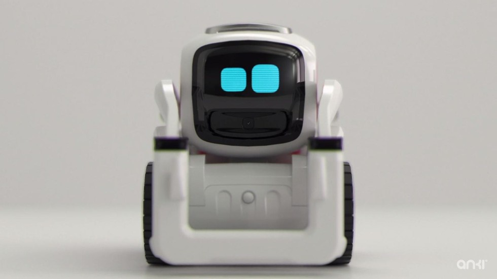 Cozmo, Palm-Sized Robot