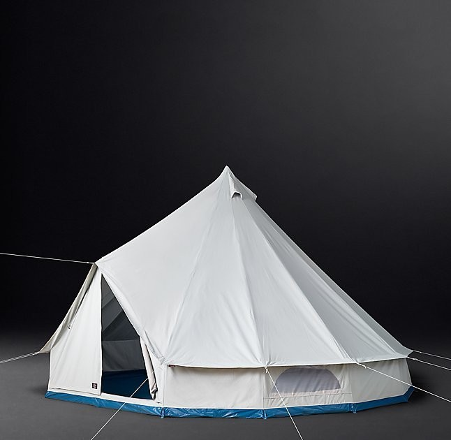 Wild California Meriwether Tent, by Shelter Co. for RH