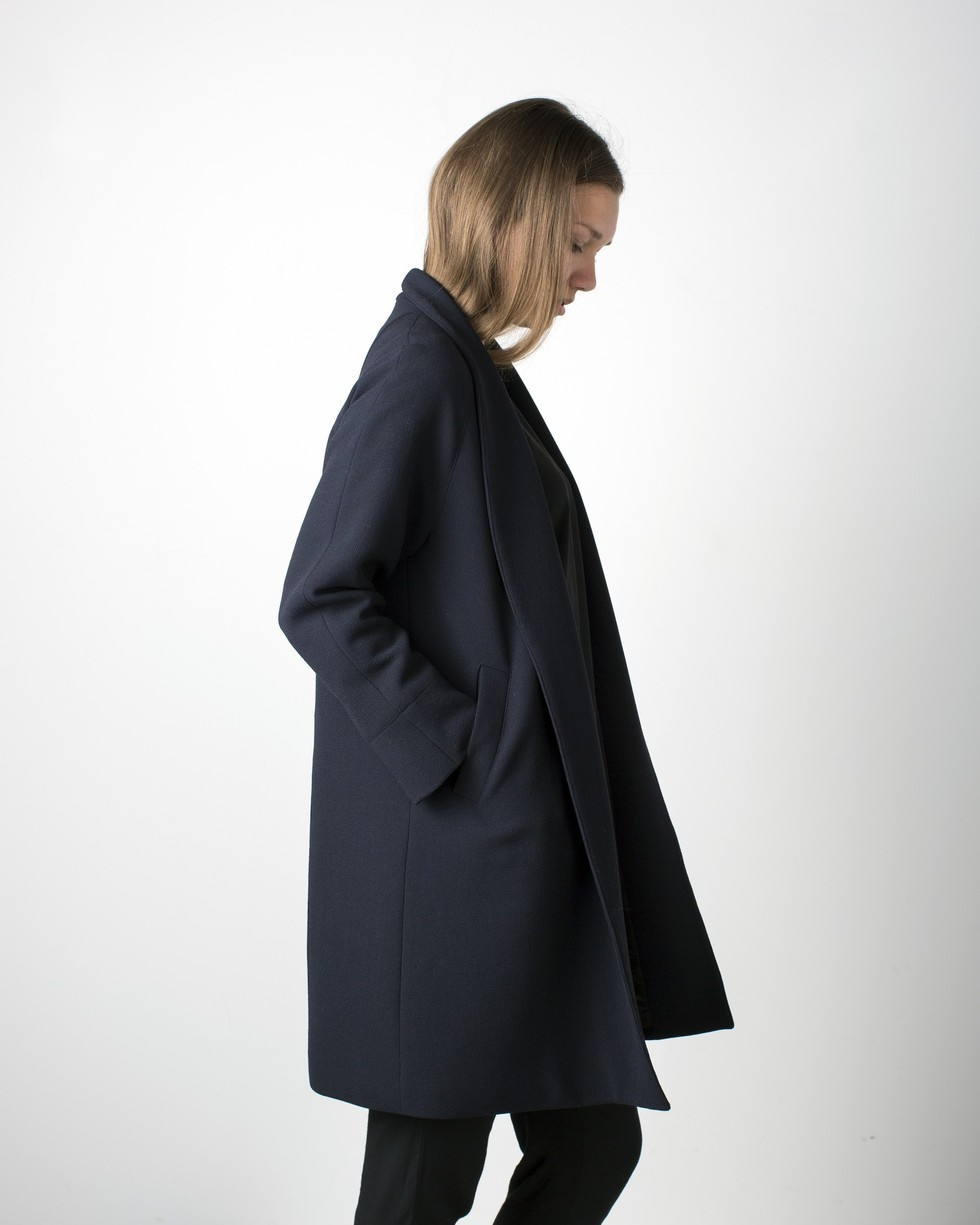 Permanent Collection Agnes Coat