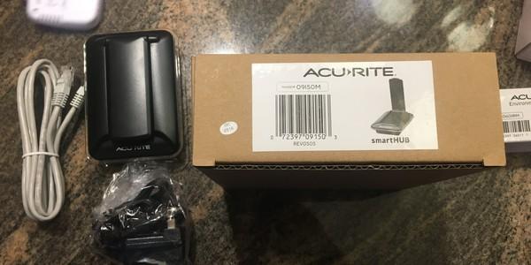 AcuRite smartHub