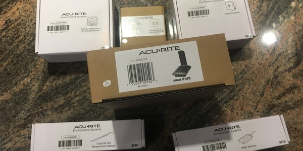 AcuRite Products Tested by GearBrain