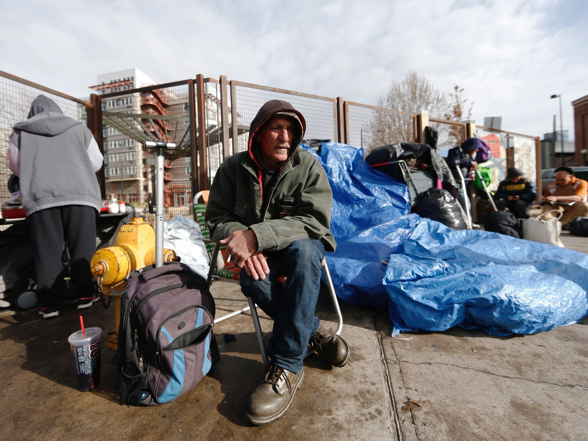 Colorado Using $3 Million in Tax Revenue To Feed and House the Homeless