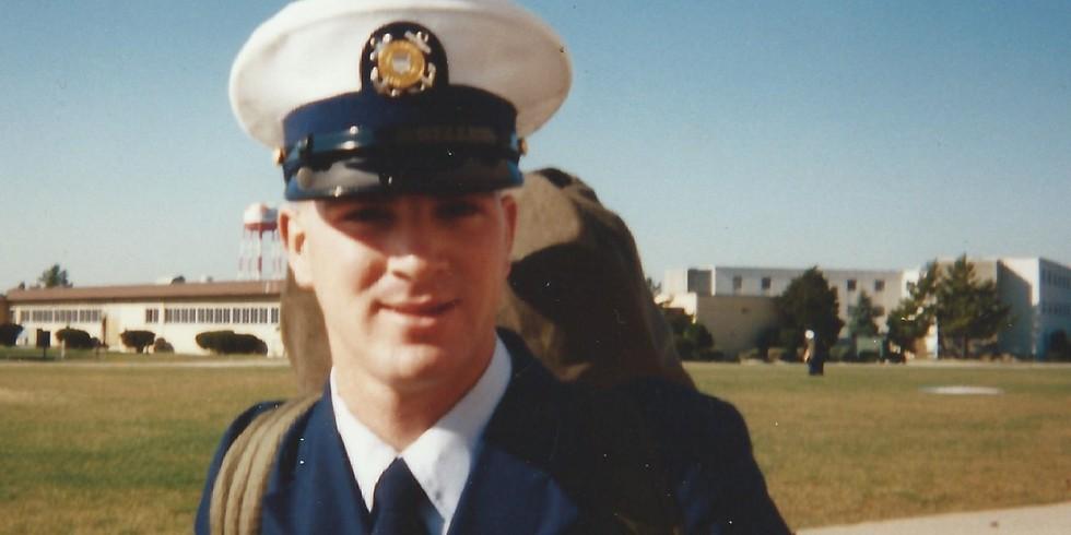 James Taylor, United Veteran from Coast Guard