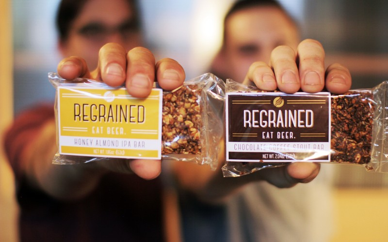 Regrained Eat Beer Bars Sampler Pack