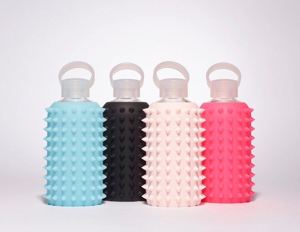 bkr Spiked Water Bottle (Little)