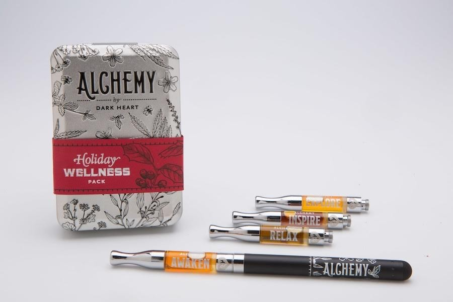 From Our Partners: Alchemy by Dark Heart Holiday Wellness Pack