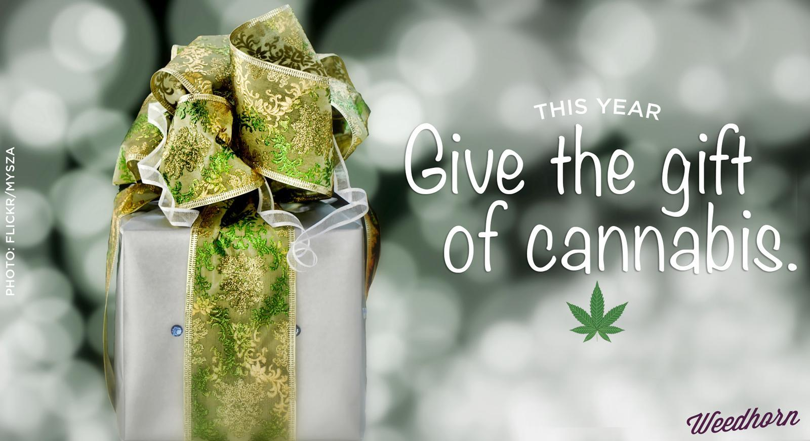 The Essential Gift Guide For Healthy Cannabis Enthusiasts