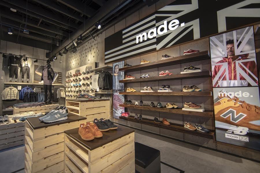 new balance shoes store san francisco