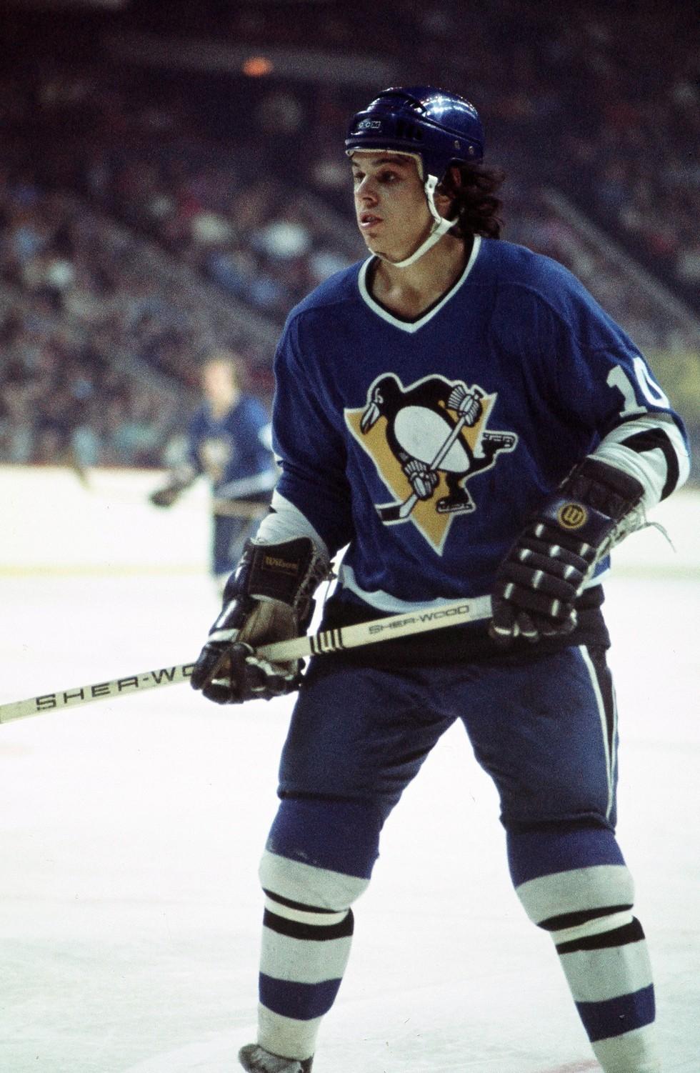 No. 9 Pierre Larouche (Penguins)