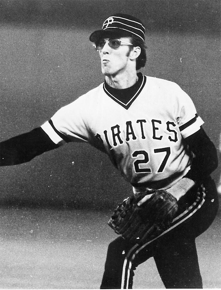No. 7 Kent Tekulve (Pirates)