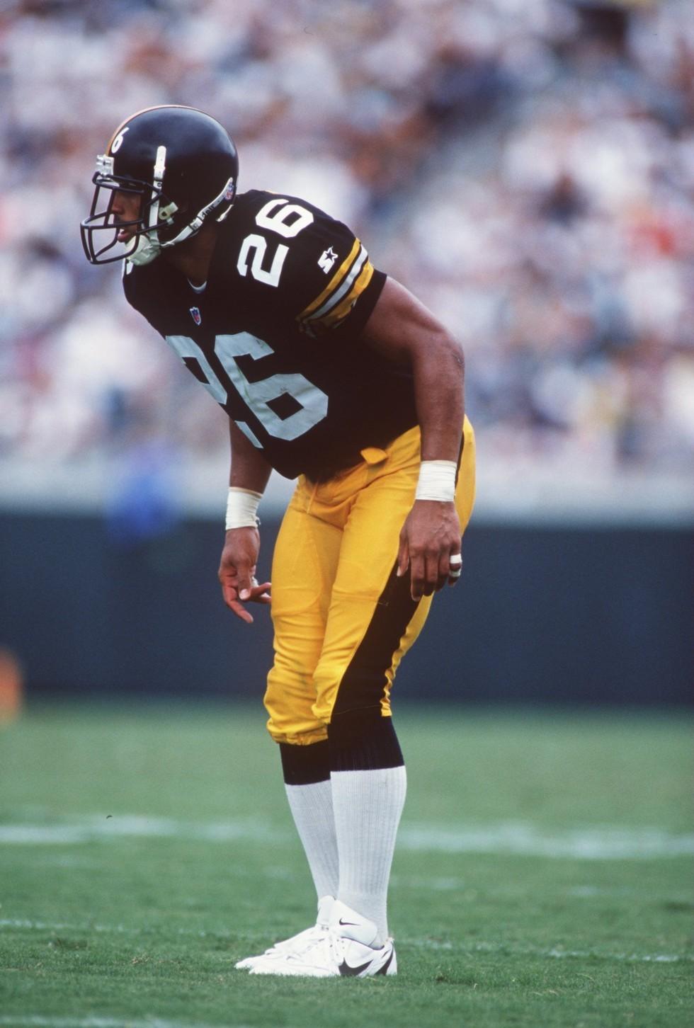 No. 3 Rod Woodson (Steelers)