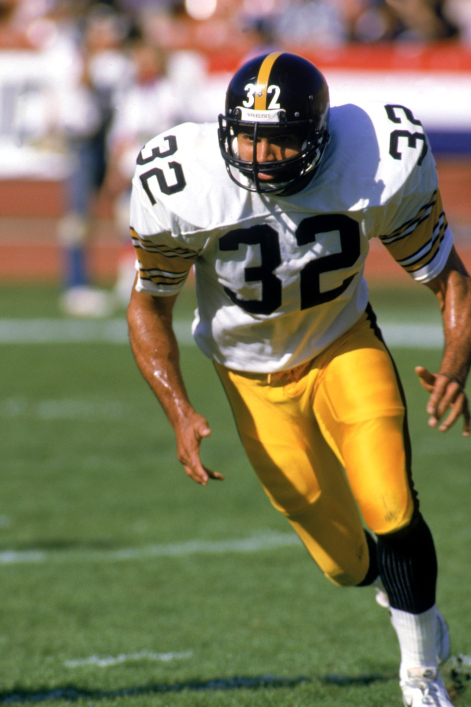 No. 1 Franco Harris (Steelers)