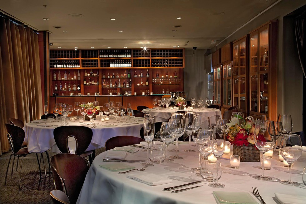 Beautiful The Best Private Dining Rooms In San Francisco [Updated]