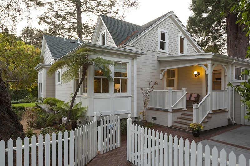 Tina Sharkey's Home in Downtown Mill Valley