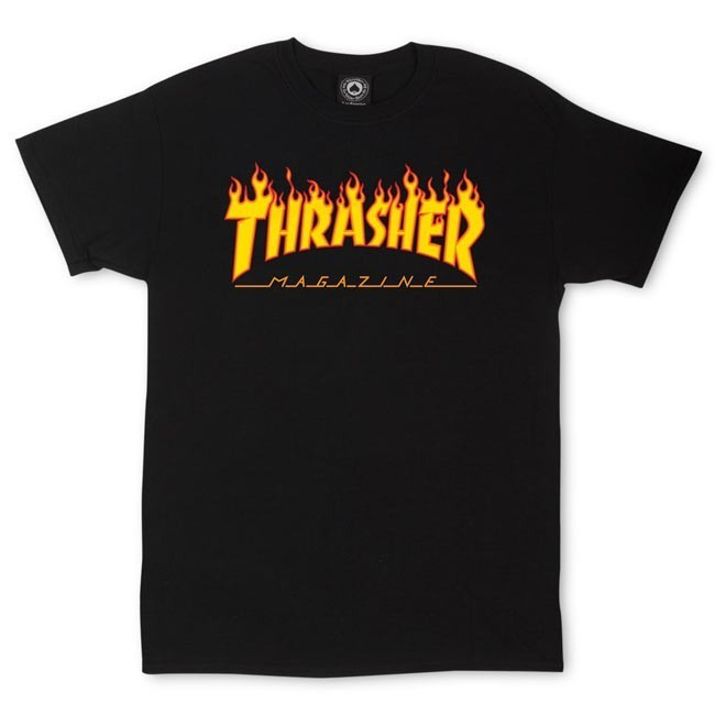 Thrasher Tees