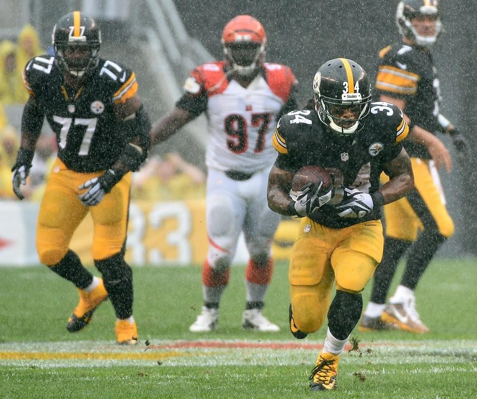 Game 2: Steelers 24, Bengals 16