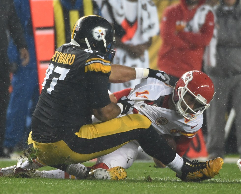 Game 4: Steelers 43, Chiefs 14