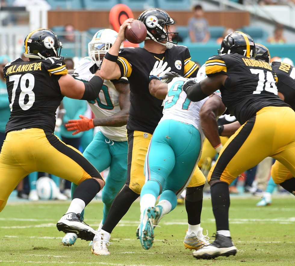Game 6: Dolphins 30, Steelers 15