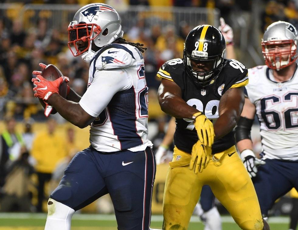 Game 7: Patriots 27, Steelers 16