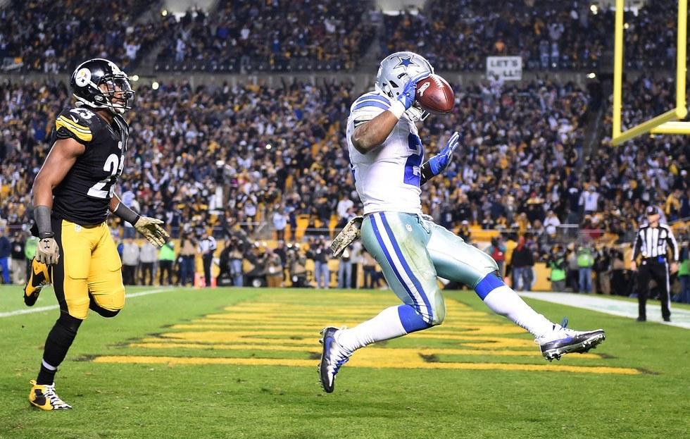 Game 9: Cowboys 34, Steelers 30