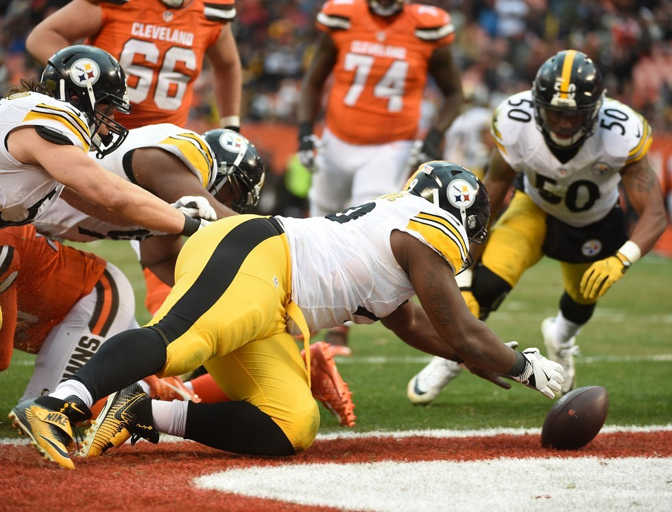 Game 10: Steelers 24, Browns 9
