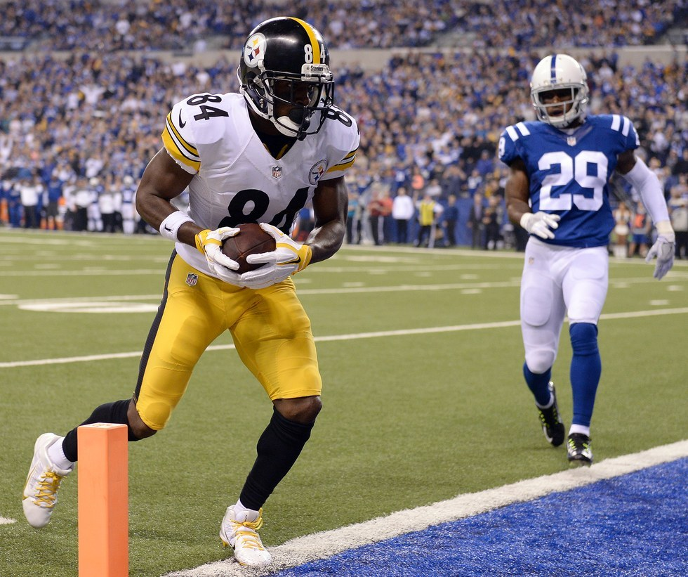 Game 11: Steelers 28, Colts 7