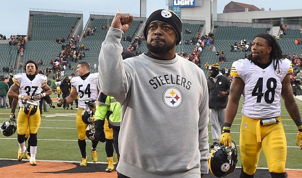 Game 14: Steelers 24, Bengals 20